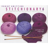 Vogue Knitting Stitchionary Volume 6 - Edgings