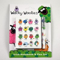 Irish Notebook & Pen Set