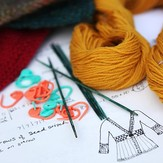 WEBS Expert Knitting Program Fee 2015 for Continuing Students